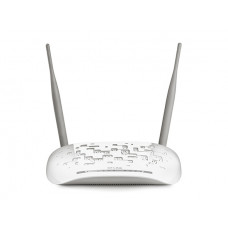 MODEM ROTEADOR WIRELESS TP-LINK TD-W8961ND 300MBPS 2 ANTENAS