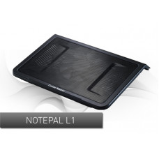 BASE PARA NOTEBOOK COOLER MASTER NOTEPAL L1 1 FAN 160MM L1 R9-NBC-NPL1-GP