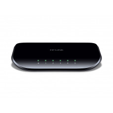 SWITCH TP-LINK 5 PORTAS DESKTOP GIGABIT 10/100/100MBPS TL-SG1005D