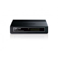 SWITCH TP-LINK 16 PORTAS DESKTOP 10/100MBPS TL-SF1016D