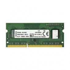 MEMÓRIA NOTEBOOK KINGSTON DDR3 4GB 1333MHZ - KVR13S9S8/4