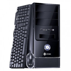 DESKTOP MR MICRO DUAL CORE G4400 3.3GHZ/4GB KINGSTON/500GB SEAGATE/ASUS/6ºGERAÇÃO + MONITOR 18.5