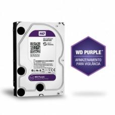HD WESTERN DIGITAL SATA III 2.0TB 5400RPM 6GB/S 64MB PURPLE WD20PURX