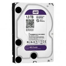 HD WESTERN DIGITAL SATA III 1.0TB 7200RPM 6GB/S 64MB PURPLE WD10PURX
