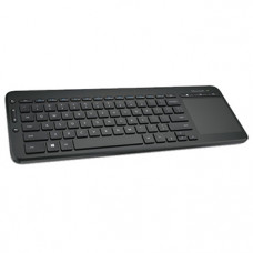 TECLADO MICROSOFT WIRELESS MULTIMÍDIA ALL-IN-ONE MEDIA KEYBOARD N9Z-00005