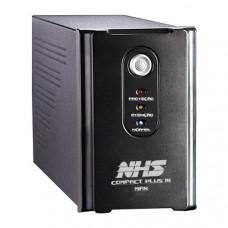 NOBREAK NHS COMPACT PLUS III MAX 1400VA 2 BATERIAS SELADAS 7AH BIVOLT/SAÍDA 120V USB/ENGATE