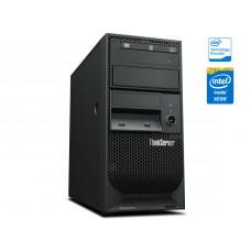SERVIDOR LENOVO TORRE TS150 QUAD-CORE XEON E3-1225 V5 3.3GHZ 8GB DDR4 1TB - PN 70LVA002BN