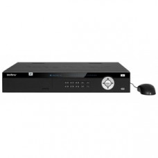 GRAVADOR DIGITAL INTELBRAS 16 CANAIS DVR NVD 5016 4K