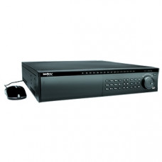 GRAVADOR DIGITAL INTELBRAS 16 CANAIS DVR VD16M480 COM HD 2TB