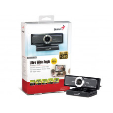 WEBCAM GENIUS WIDECAM F100 TL FULL HD ULTRA WIDE