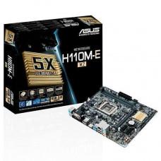 PLACA MÃE ASUS H110M-E LGA 1151 DDR4 VGA, HDMI, USB3.0