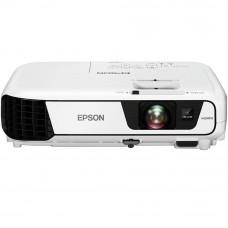 PROJETOR EPSON POWERLITE X36+ XGA 1024X768 3LCD 3600 LUMENS USB, HDMI, VGA, WIFI
