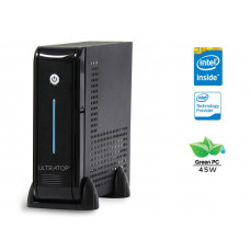 DESKTOP INTEL CENTRIUM ULTRATOP INTEL DUAL CORE J3060 1.6GHZ 4GB 500GB 2XSERIAL PRETO