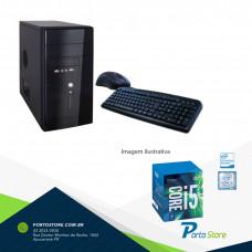 DESKTOP PS CORE I5-7400 3.0GHZ/4GB KINGSTON/1TB SEAGATE/ASUS/7º GERAÇÃO