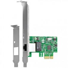PLACA DE REDE VINIK PCI-E 10/100/1000 PRV-1000E COM SUPORTE LOW PROFILE