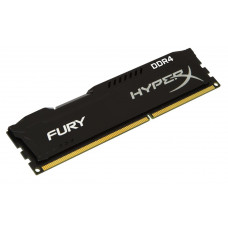 MEMÓRIA GAMER HYPERX HX424C15FB/4 FURY 4GB 2400MHZ DDR4 CL15 DIMM BLACK