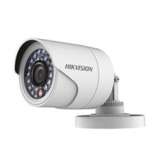 CÂMERA HIKVISION HDTVI BULLET HD720P 1MP 3.6MM DN IR 20M IP66 DS-2CE16C0T-IRP