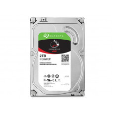 HD SEAGATE NAS SATA IRONWOLF ST2000VN004 2 TERA 5900RPM 64MB CACHE SATA 6GB/S