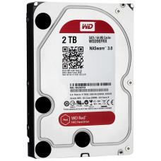 HD WESTERN DIGITAL SATA III 2TB WD NAS RED 5400RPM 64MB WD20EFRX