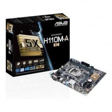PLACA MÃE ASUS H110M-A M.2 LGA 1151 DDR4 VGA, DVI, HDMI, USB3.0