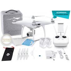 DRONE DJI PHANTOM 4 PRO COMBO COM 02 BATERIAS EXTRAS - CP.PT.000493.EB