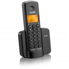 TELEFONE ELGIN SEM FIO COM IDENTIFICADOR E VIVA VOZ TSF8001 - PRETO