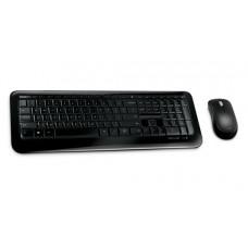 KIT TECLADO E MOUSE WIRELESS MICROSOFT DESKTOP 850 USB ABNT 2 - PY9-00021
