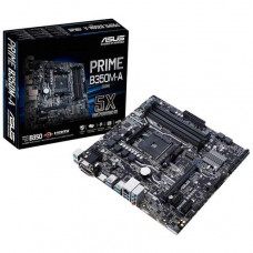 PLACA MÃE ASUS PRIME AMD AM4 B350M-A DDR4 HDMI, DVI, VGA, USB3.0