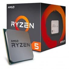 PROCESSADOR AMD AM4 RYZEN 5 1400 COM WRAITH SPIRE QUAD CORE 3.2GHZ (MAX TURBO 3.4GHZ) CACHE 10MB