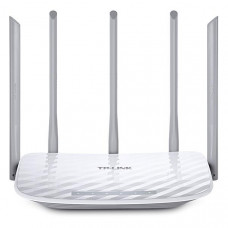 ROTEADOR WIRELESS TP-LINK AC1350 ARCHER C60 5 ANTENAS GIGABIT DUAL BAND 867MBPS