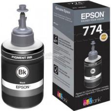 REFIL DE TINTA EPSON PRETO PARA L656/L606/M105/M205 - T774120