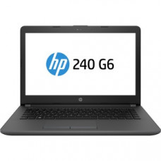 NOTEBOOK HP 240 G6 CORE I3-6006U 2.0GHZ, 4GB DDR3, 500GB, 14