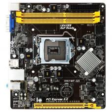 PLACA MÃE BIOSTAR IH61MF-Q5 LGA 1155 2xDDR3 / PCI-E / VGA / USB / SATA