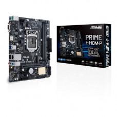PLACA MÃE ASUS PRIME H110M-P LGA 1151 DDR4 (X2) VGA, HDMI, USB3.0