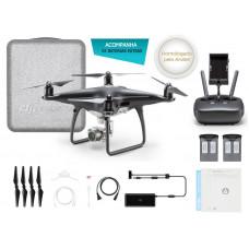 DRONE DJI PHANTOM 4 PRO OBSIDIAN EDITION COMBO C/ 02 BATERIAS - CP.PT.00000027.01.EB