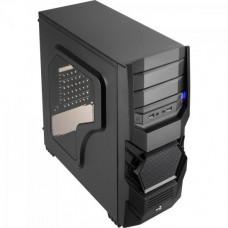 Gabinete Gamer Mid Tower CYCLOPS BLACK EDITION EN52933 Preto AEROCOOL
