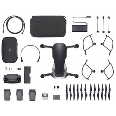 DRONE DJI MAVIC AIR FLY MORE COMBO ONYX BLACK - CP.PT.00000155.01
