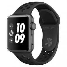 APPLE WATCH NIKE+ SERIES 3 38MM MQKY2CL/A A1858 - SPACE GRAY / ANTHRACITE/BLACK