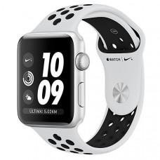 Apple Watch Nike+ Série 3 42mm MQL32CL/A - Silver / Pure Platinum/Black