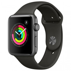 Apple Watch Série 3 42mm MR362LL/A - Space Gray / Gray