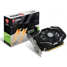 PLACA DE VÍDEO GEFORCE MSI GTX 1050TI OC 4GB DDR5 128BIT 7008MHZ DVI HDMI DP - 912-V809-2268