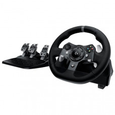 VOLANTE LOGITECH G920 DRIVING FORCE PARA XBOX ONE