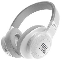 FONE DE OUVIDO JBL E-SERIES E55BT COM BLUETOOTH/MICROFONE - BRANCO