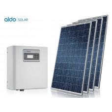 GERADOR DE ENERGIA COLONIAL ALDO SOLAR GEF-2640EC 2,64KWP ECOSOLYS MONO 220V CANADIAN