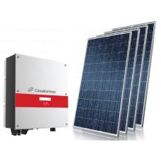 GERADOR DE ENERGIA COLONIAL ALDO SOLAR GEF-5280CC 5,28KWP MONO 220V CANADIAN