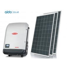 GERADOR DE ENERGIA COLONIAL ALDO SOLAR GEF-8450FC 8,45KWP FRONIUS PRIMO MONO 220V BYD