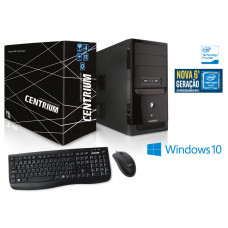 COMPUTADOR INTEL WINDOWS CENTRIUM THINTOP 4400 INTEL PENTIUM G4400 3.3GHZ 4GB DDR4 500GB WINDOWS10