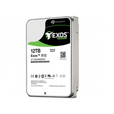 HD SEAGATE ENTERPRISE SERVIDOR EXOS ST12000NM0027 12 TERA 7200RPM 256MB CACHE SAS 12GB/S