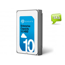 HD SEAGATE ENTERPRISE SERVIDOR ST10000NM0206 10 TERA 7200RPM 256MB CACHE SAS 12GB/S