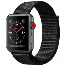 APPLE WATCH SERIES 3 42MM MRQH2ZP/A A1891 - SPACE GRAY / BLACK